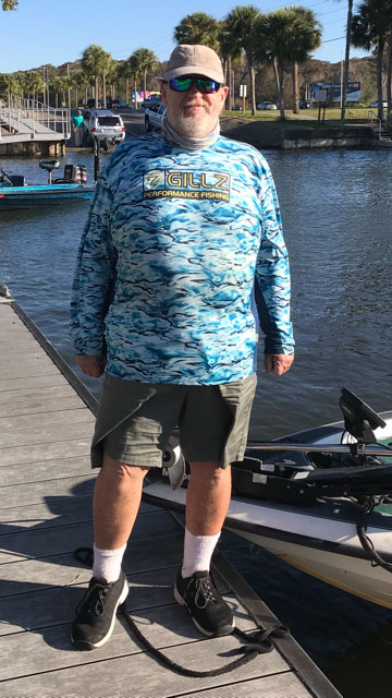 2019 Classic   Day 1 - 2nd Place Angler - Don Streeter