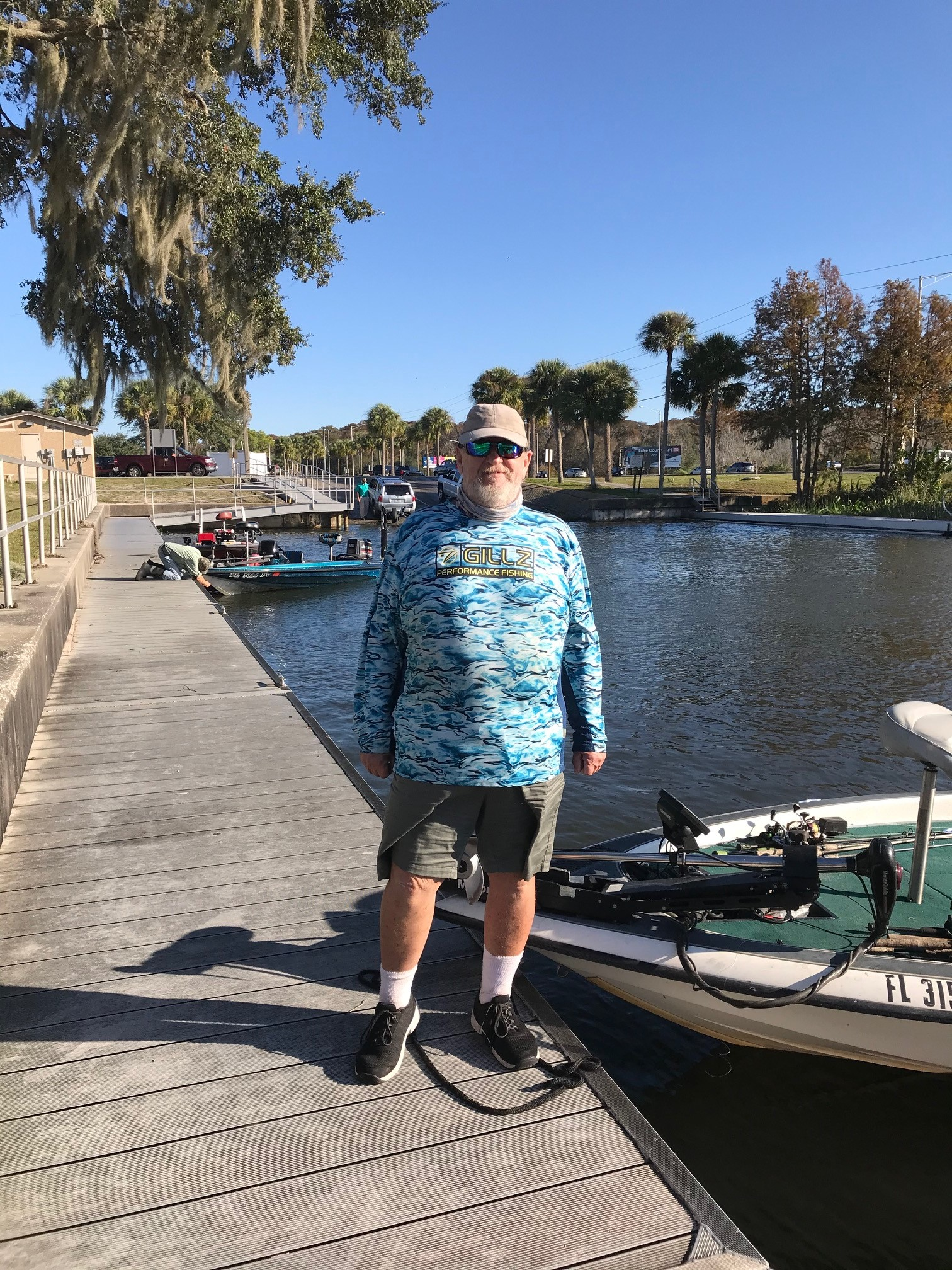 Don Streeter - 1st Place Angler - Lake Griffin - Jan 2020