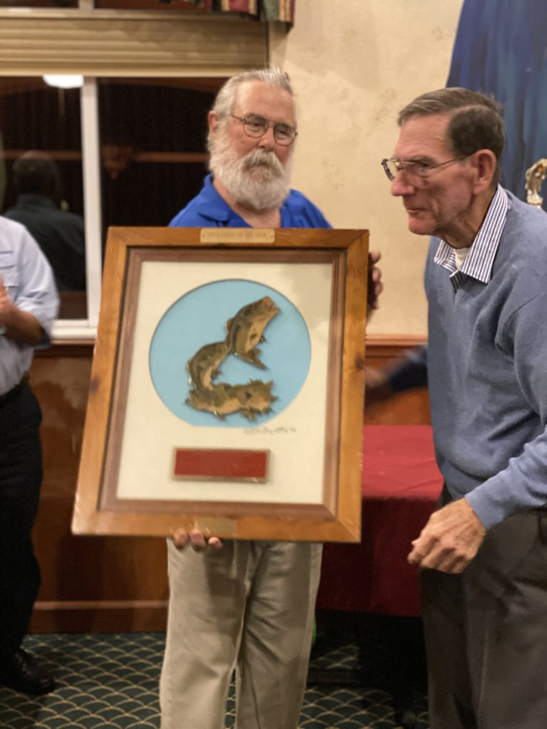 Jim Pearson - 2019 Sportsmanship Award
