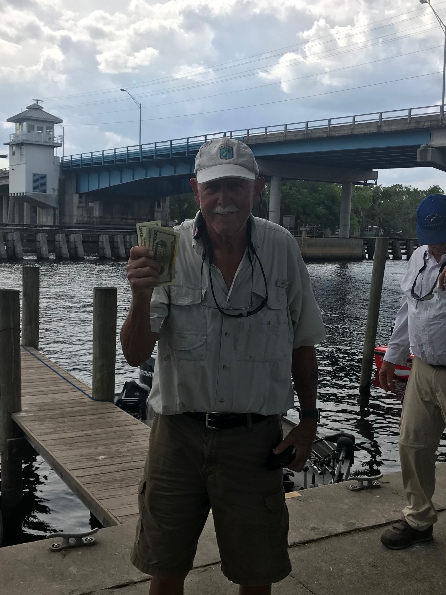 Gary Beale - 2nd Place Co-Angler - St. Johns River - Mar 2020