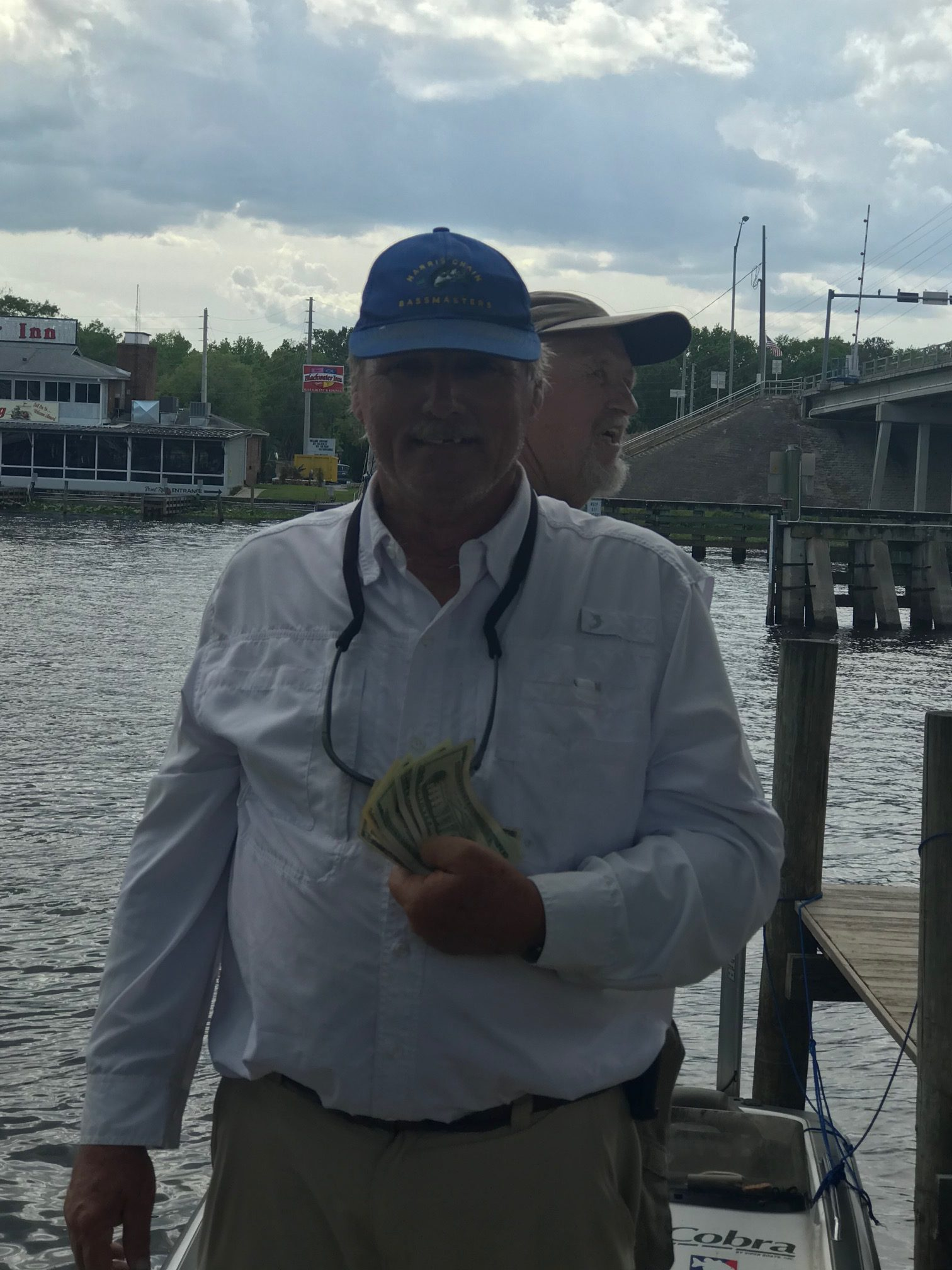 Lee Goans - 2nd Place Angler - St. Johns River  - Mar 2020