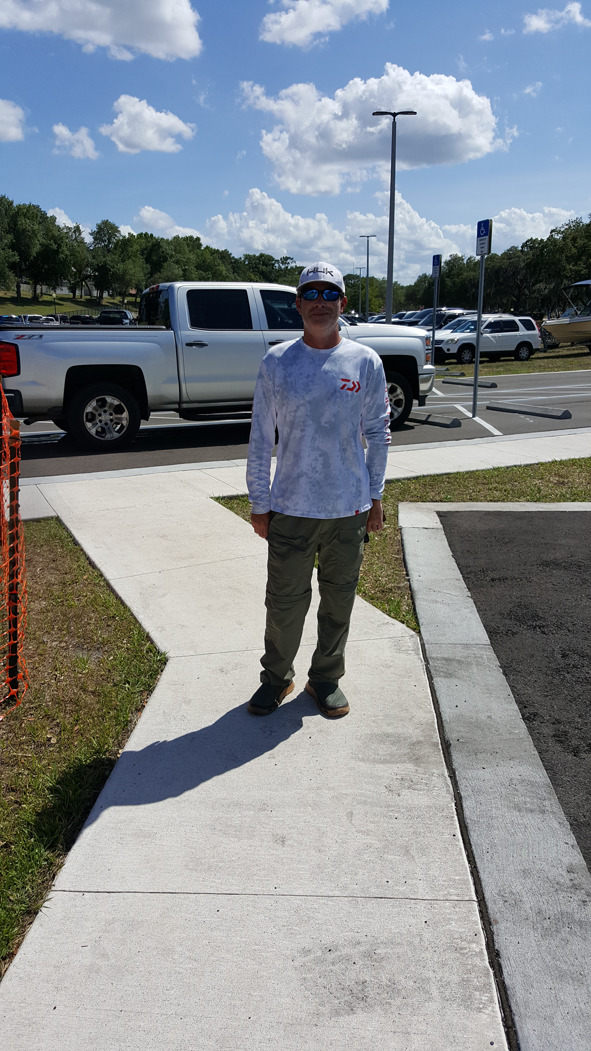 Chris Cardamone - 2nd Place Co-Angler - Clermont Chain - May 2020