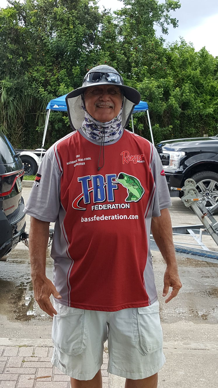 Mike Denny - 1st Place Co Angler - Lake Fairview - July 2020