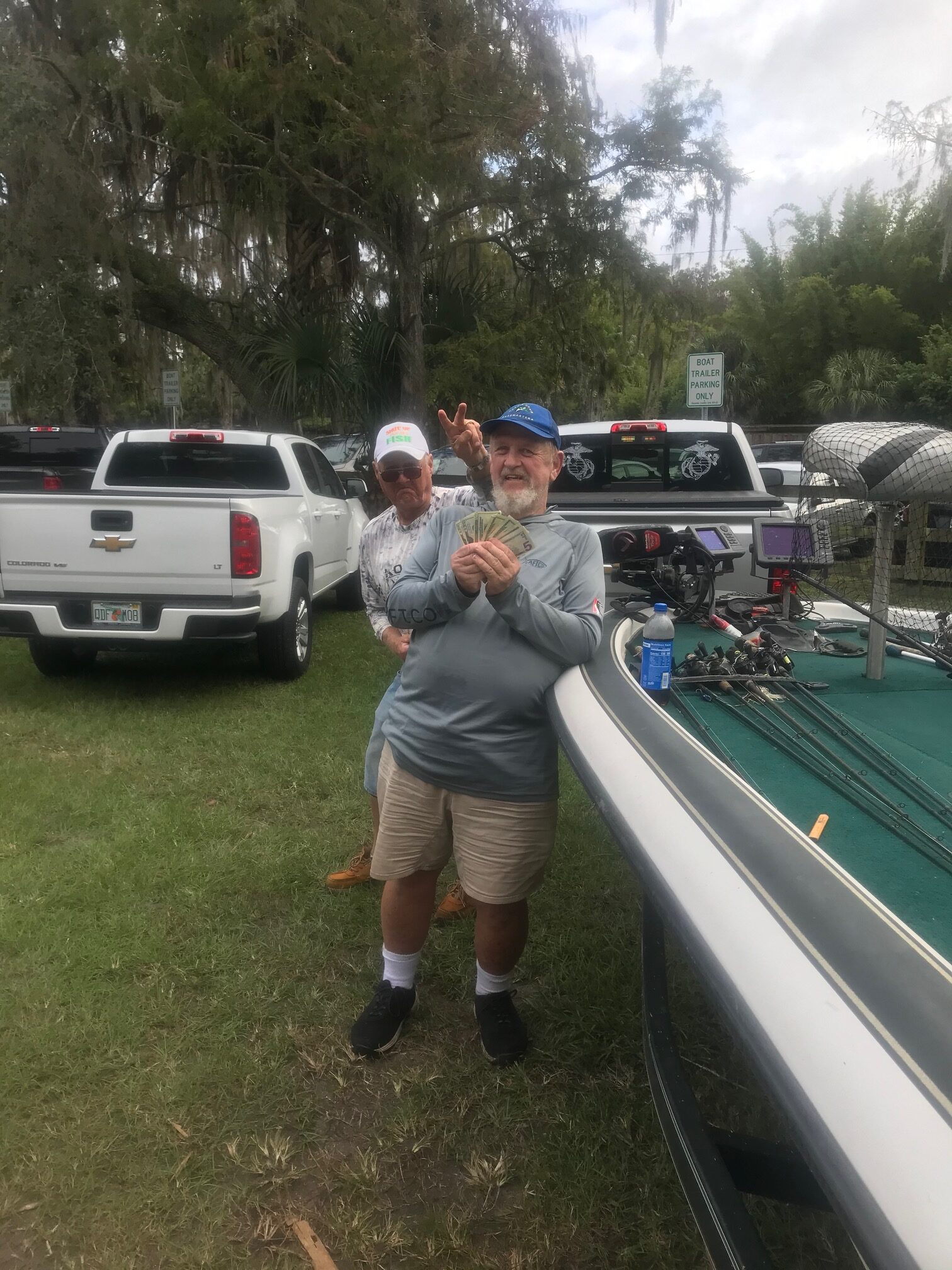 Don Streeter - 1st Place Angler - Lake Cypress - November 2020