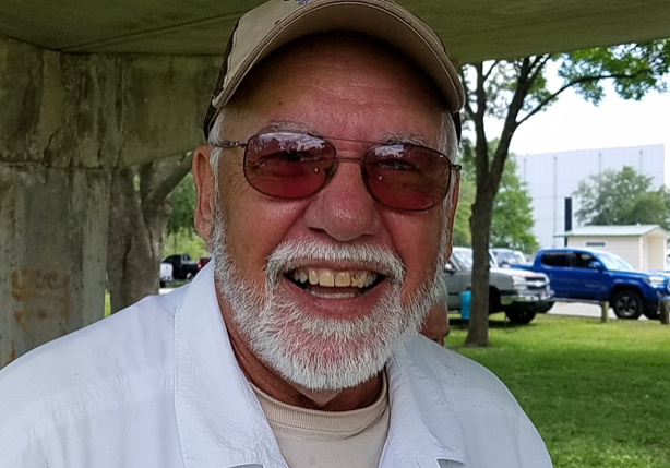 April 2018 Co Angler Winner - Bob Renner